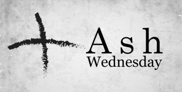 ash wednesday 2019 # 7