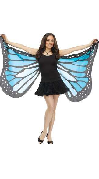 Butterfly Wings Costume Homemade
