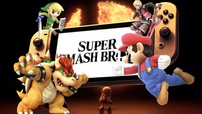 Super Smash Bros for Switch is Nintendo s Key into Esports   IGN Super Smash Bros for Switch is Nintendo s Key into Esports