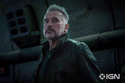Terminator: Dark Fate Exclusive Photos Reveal New Looks at ...