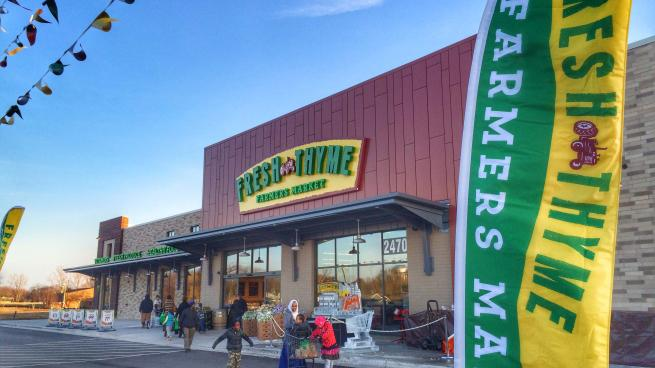 Who Owns Fresh Market Grocery Stores