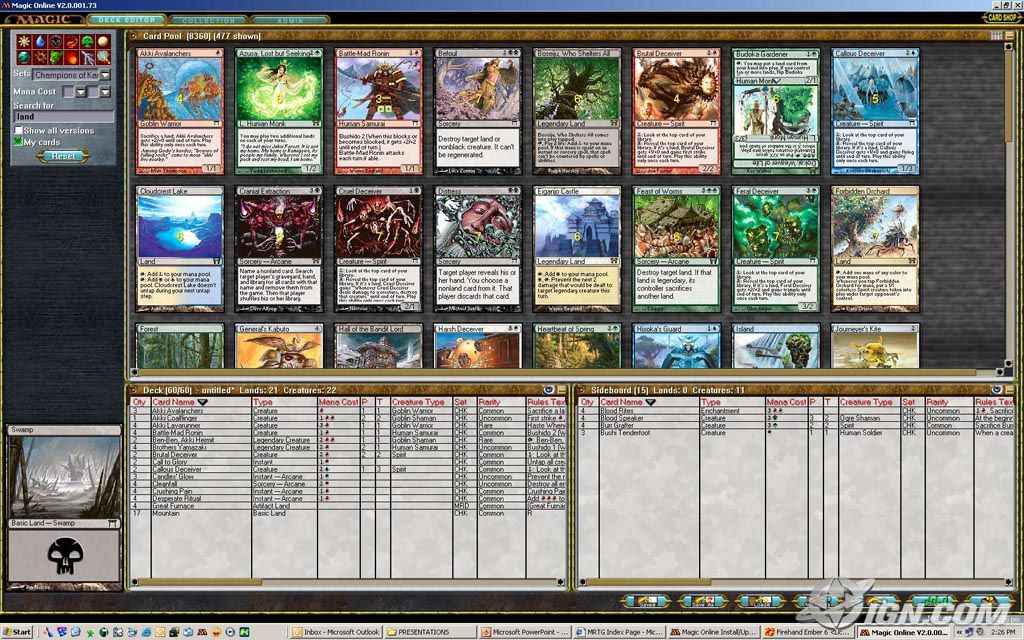 Magic: The Gathering Online Screenshots, Pictures ...