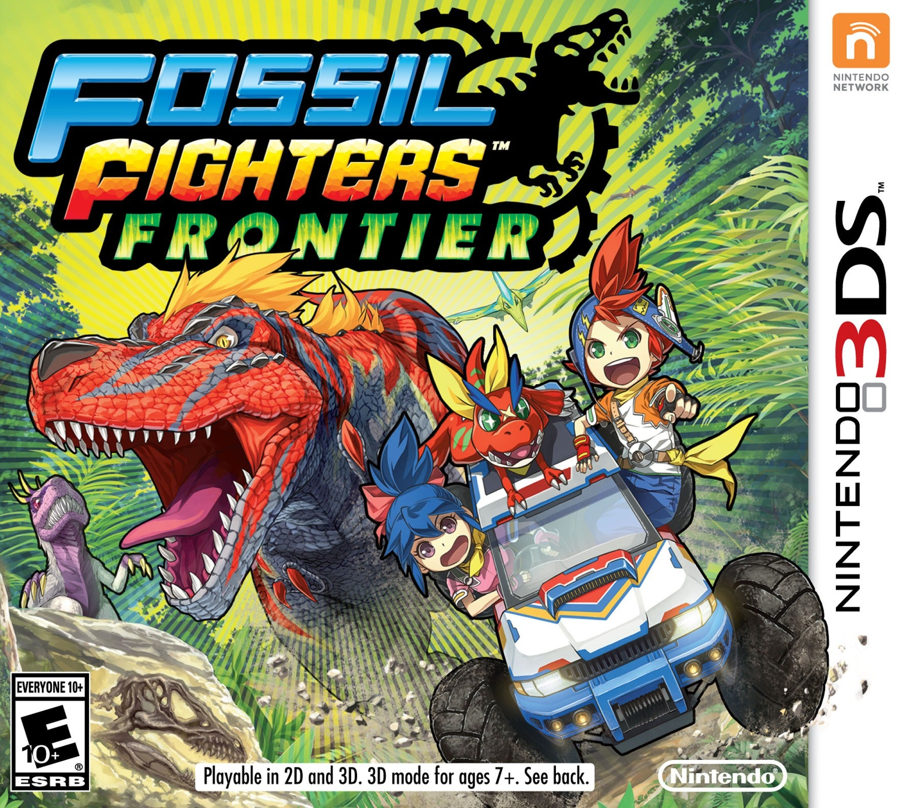 Fossil Fighters Best Team