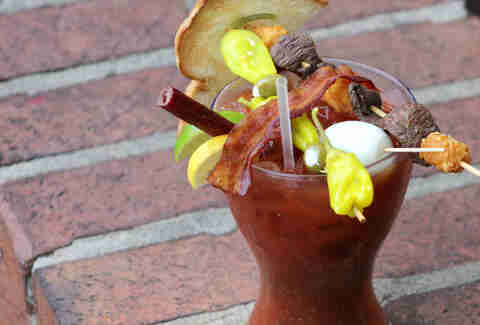 Best Bloody Marys in America - Thrillist