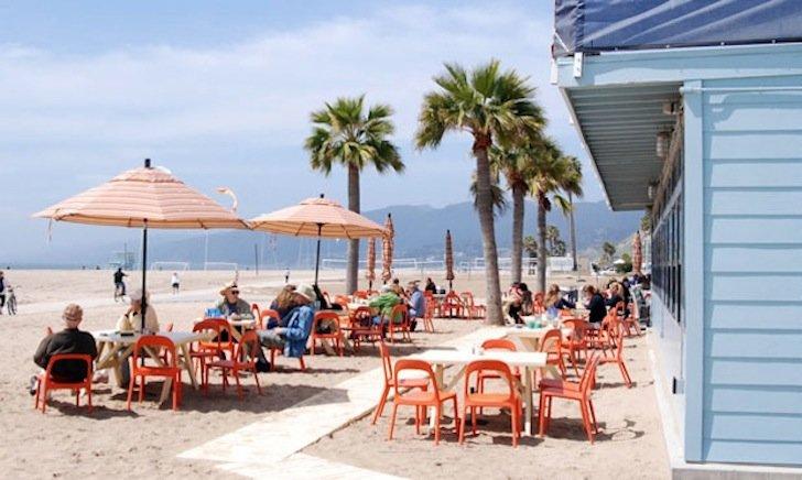La Bars On The Beach Beachside Restaurants And Bars