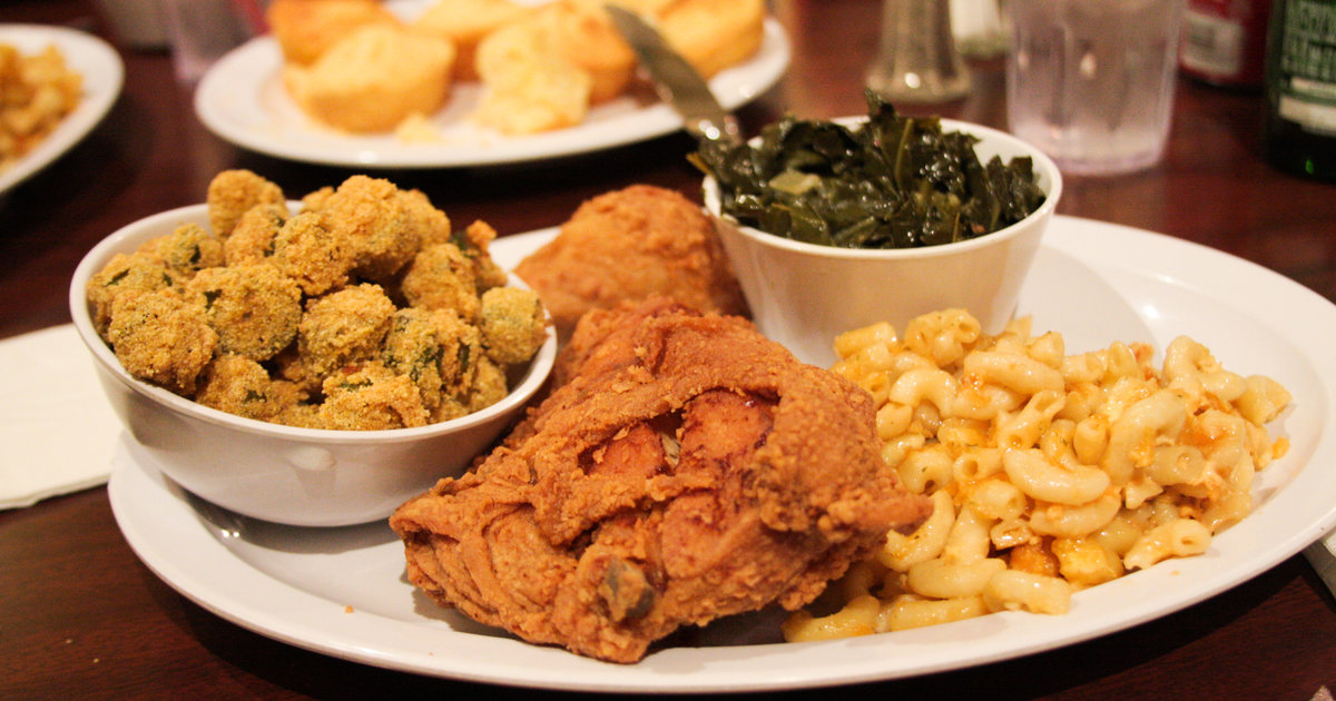 Good Soul Food Atlanta