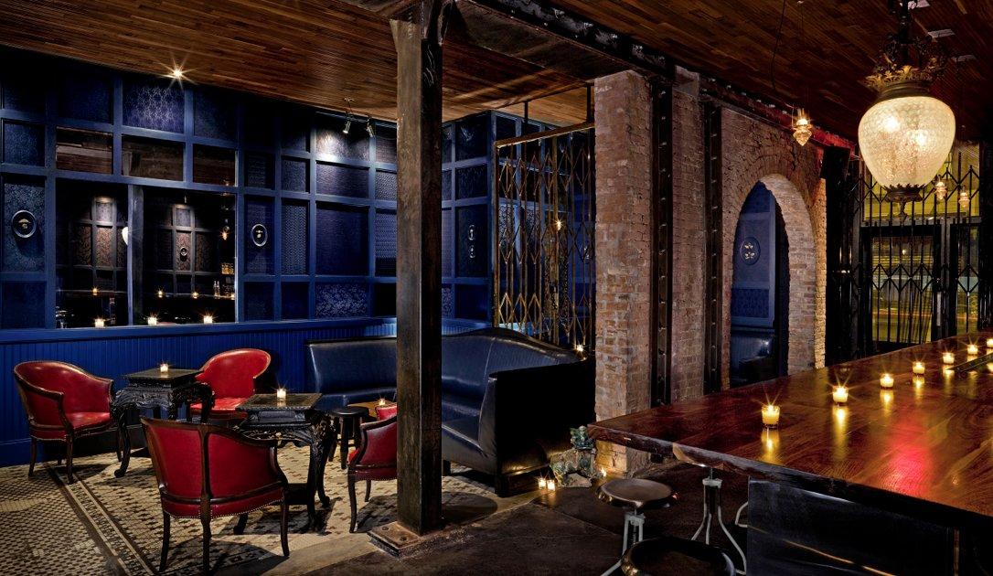 Madam Geneva A New York Ny Bar