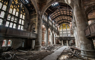 Abandoned Buildings For Urban Exploration Near Chicago