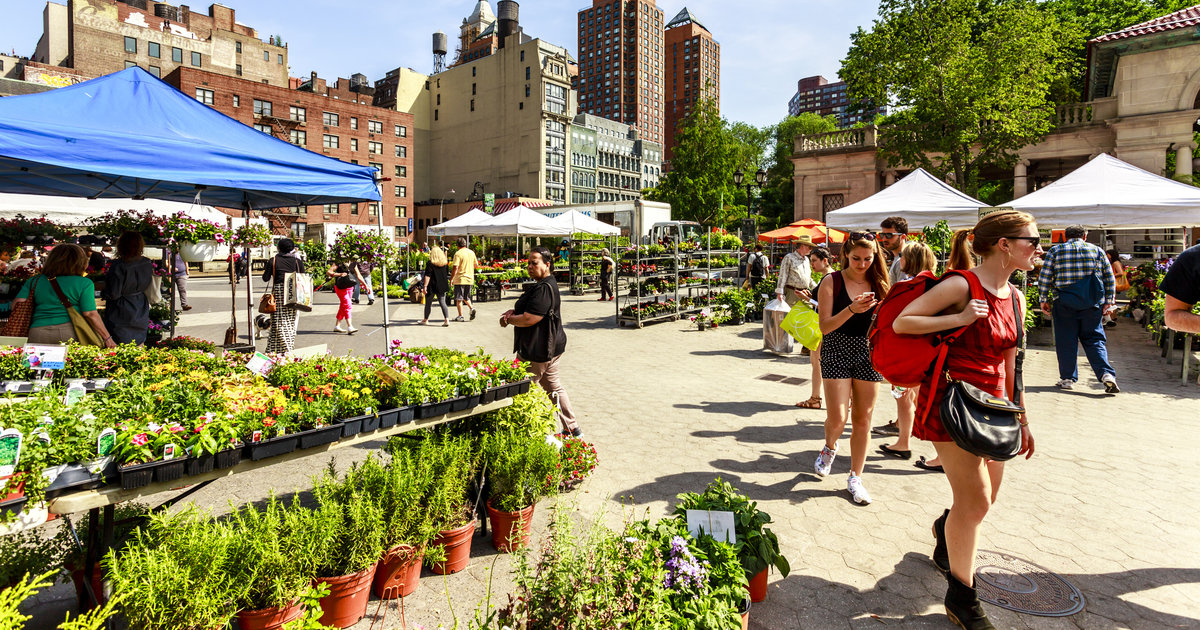 Fresh Locations Market Farm