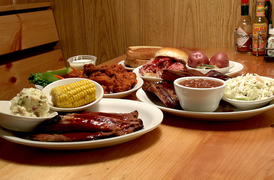 Top Bbq Restaurants Near Me