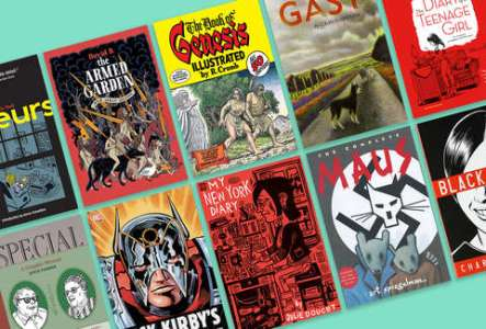 Best Graphic Novels of All Time   Thrillist greatest graphic novels