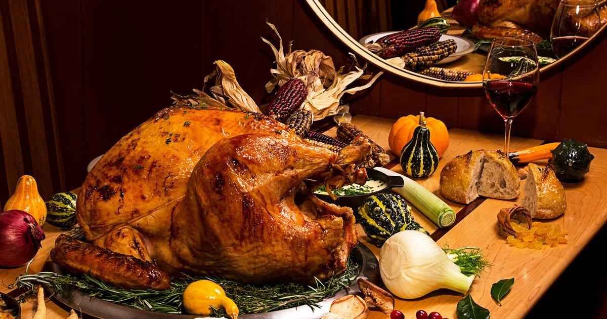 Restaurants Near Me Serving Thanksgiving Dinner