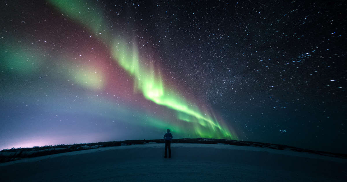 Can We See Northern Lights Tonight