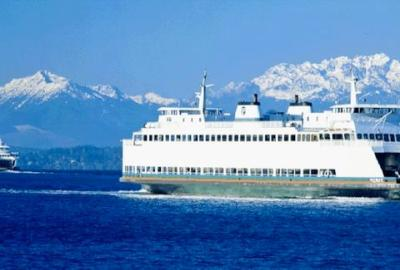Bainbridge Island Ferry: A Seattle, WA Venue.