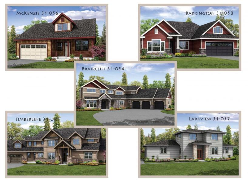 Home Plan Blog   Blog   Associated Designs   Page 13 Great House Plans of 2016  Home Plans