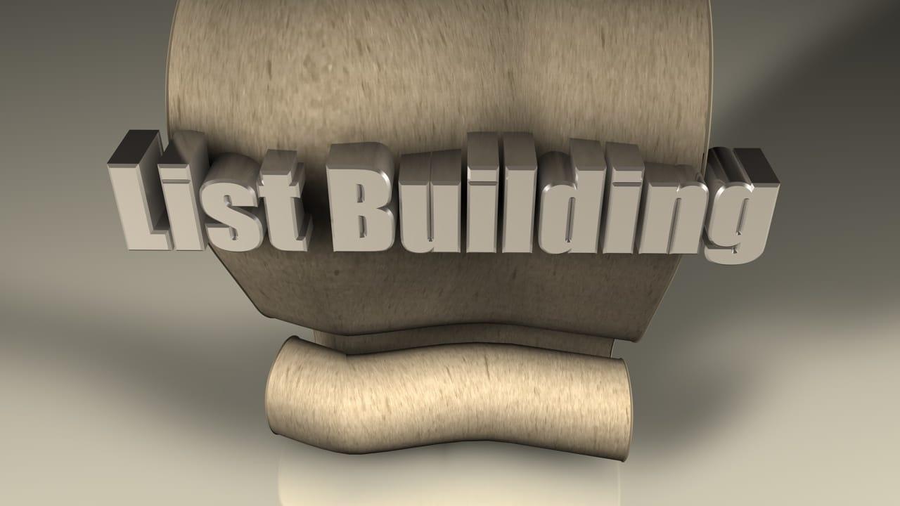 Listbuilding How To Training – Part 2