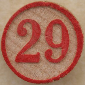Numerology for person born on number 29