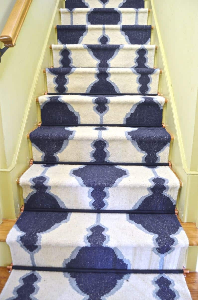 Diy Staircase Runner With Stair Rods | Heavy Duty Stair Carpet | Stair Runners | Stair Treads Carpet | Stair Risers | Rug Gripper | Carpet Protector