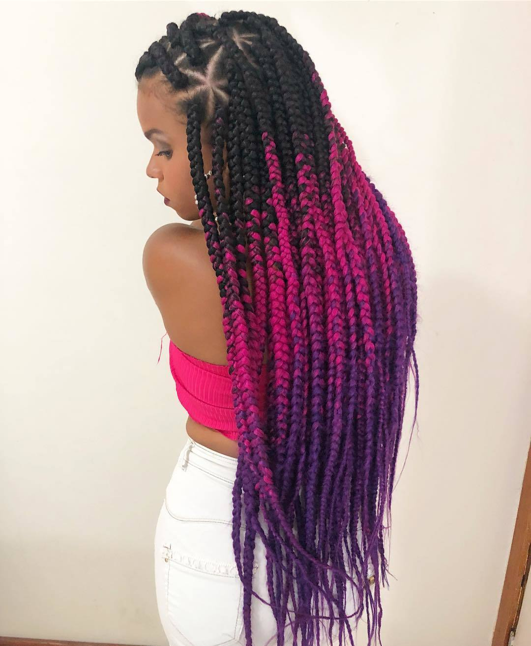 How long do box braids last: All your styling questions ...