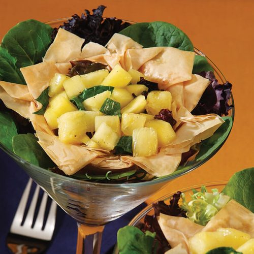 Phyllo Dough Cups Recipes Appetizers