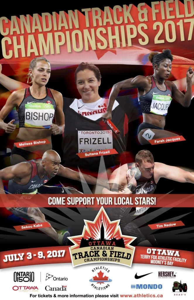 Canadian Track And Field Championships