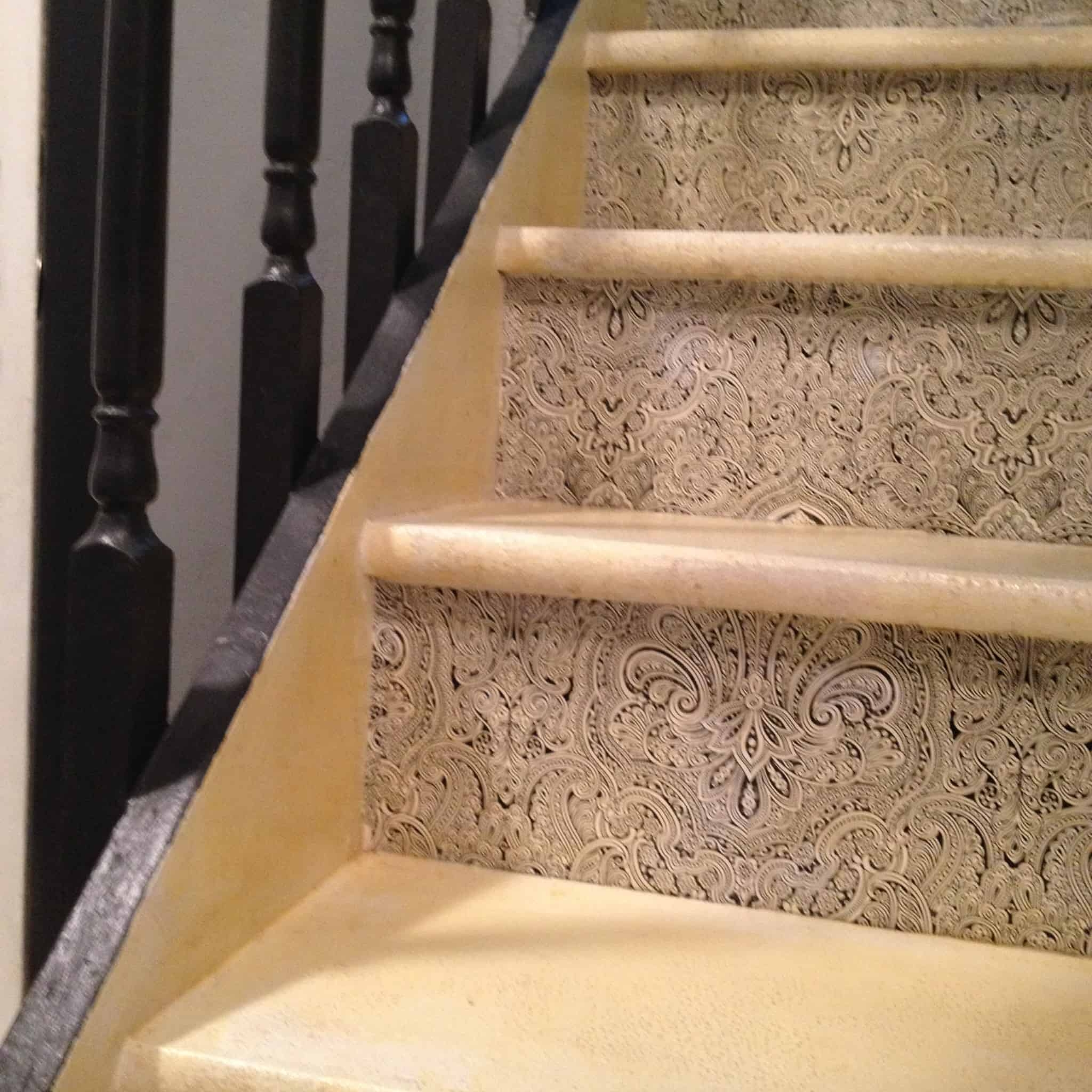Stairs Tread And Runner At Home With Ashley | Stair Treads And Runners | Non Slip | Mat | Treads Carpet | Bullnose Carpet Runners | Staircase