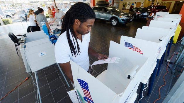 Voting Homelessness America