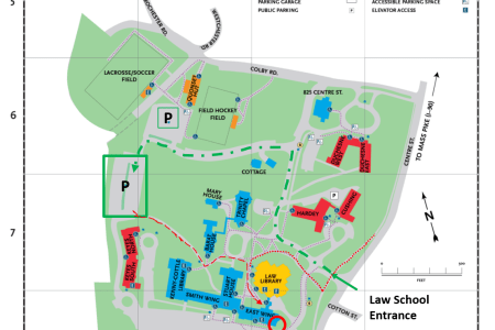 boston college map newton campus » [HD Images] Wallpaper For ...