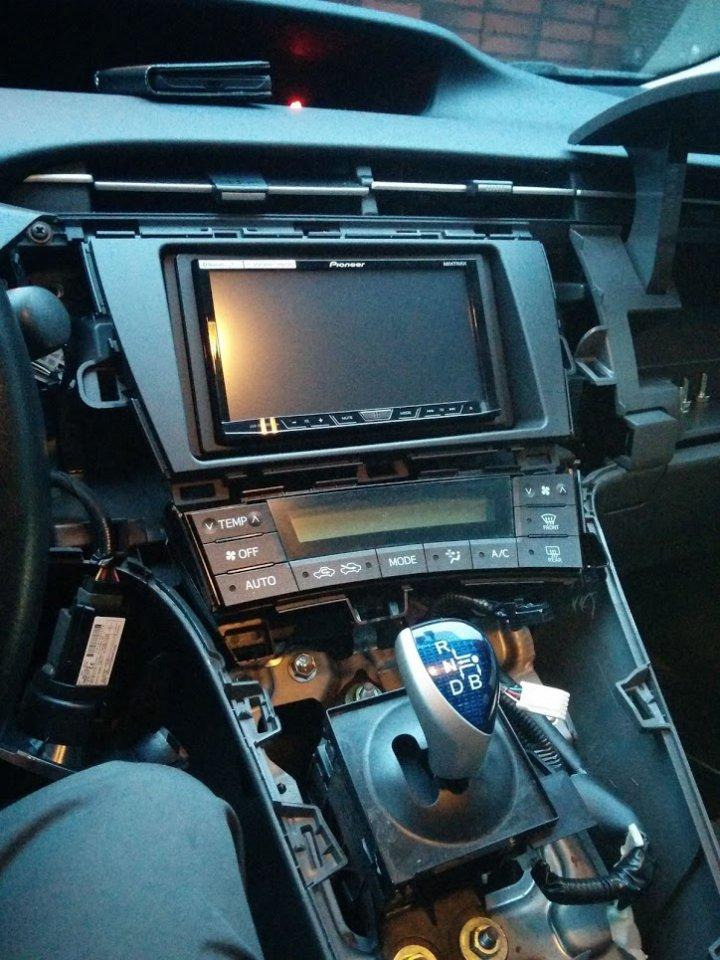 2011 Prius Two Radio Upgrade Priuschat