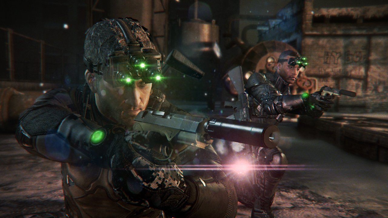 Splinter Cell Blacklist Co Op Gameplay Attack Of The Fanboy