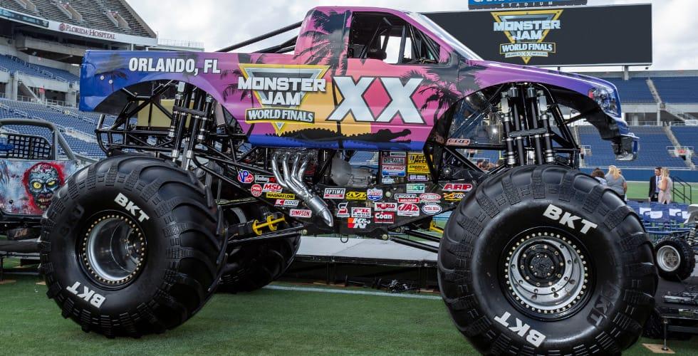 Monster Jam Schedule 2019 Truck