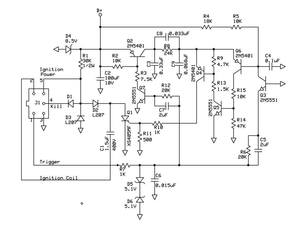Sunl Ignition Wiring Diagram