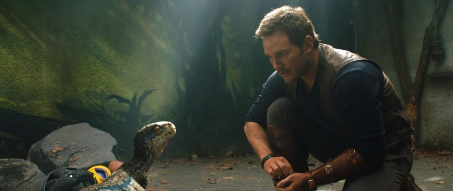 Au Caf     Des Loisirs Jurassic World  Fallen Kingdom  Un grand huit     motionnel et surprenant  du  grand spectacle