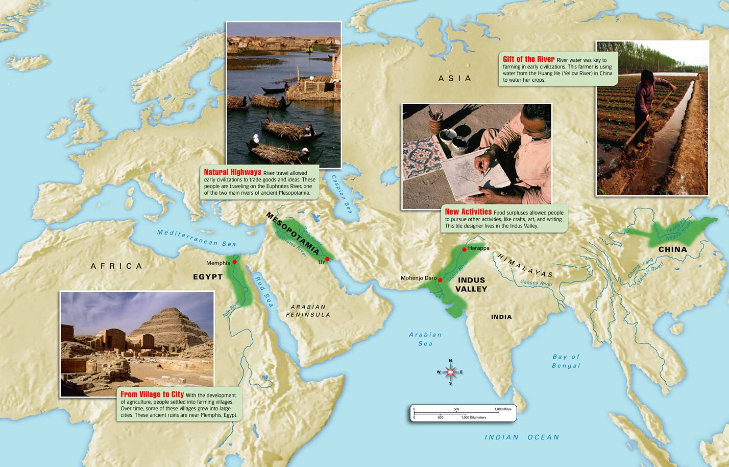 Civilizations Emerge Discovering Our Past Page ppt
