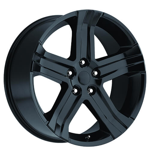 Factory 22 Wheels 2017 Durango R T