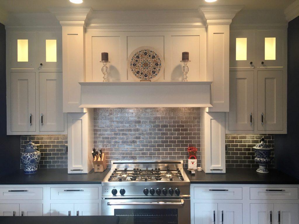 Best Kitchen Gallery: Windsor Drive Pine Brook Kitchen Project of Kitchen Hood And Rack on rachelxblog.com