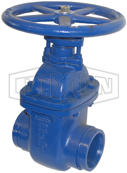 Potter Switch Tamper Ball Valve