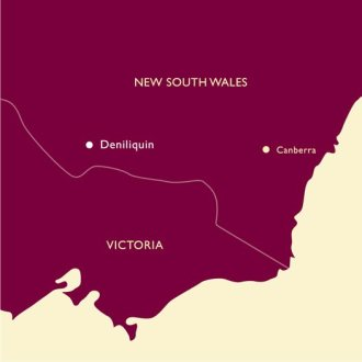 New South Wales Deniliquin Map   Australian Museum Image  New South Wales Deniliquin Map