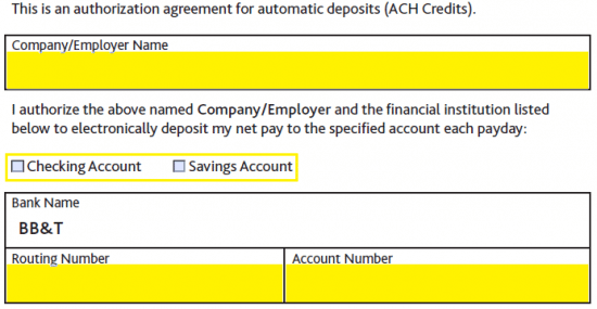 Chase Check Routing And Account