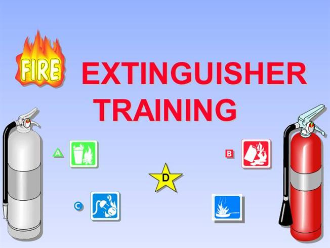 Fire Extinguisher Training |authorSTREAM