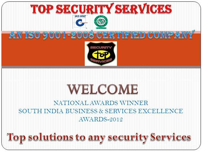Major Security Services