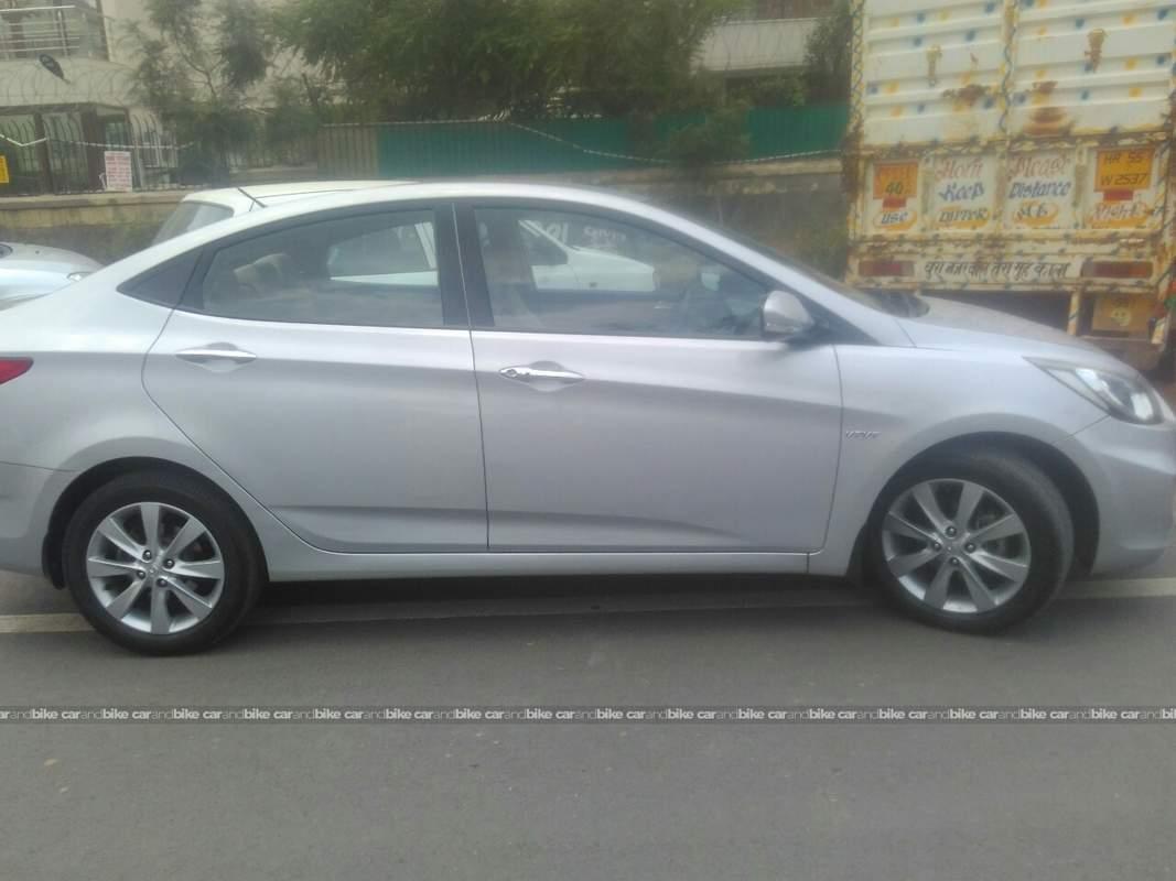 Used Hyundai Verna 1 6 Vtvt Sx 2010 In Gurgaon 2012