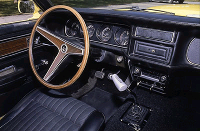 1969 Mercury Cougar Eliminator  A Profile of a Muscle Car     The 1969 Mercury Cougar Eliminator blended American muscle car attributes  with an upscale European flair