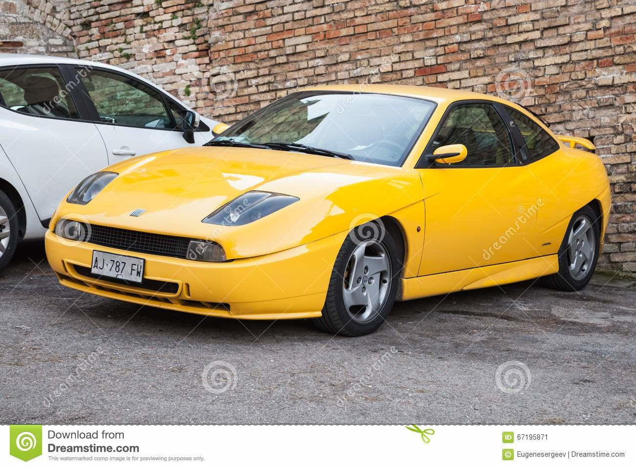 Latest Fiat Coupe Or Type 175 A Coupe Sports Car Editorial Photo Free Download