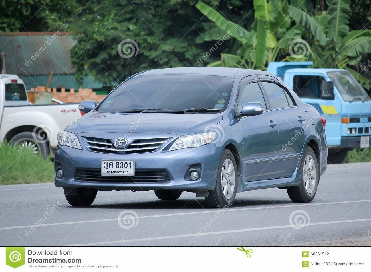 Latest Private Car Toyota Corolla Altis Editorial Photography Free Download