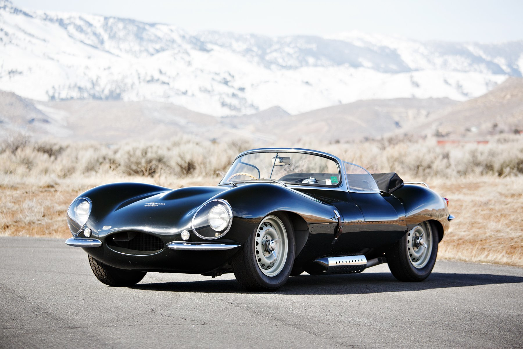 Latest 1957 Jaguar Xkss May Set Auction Record For British Cars Free Download