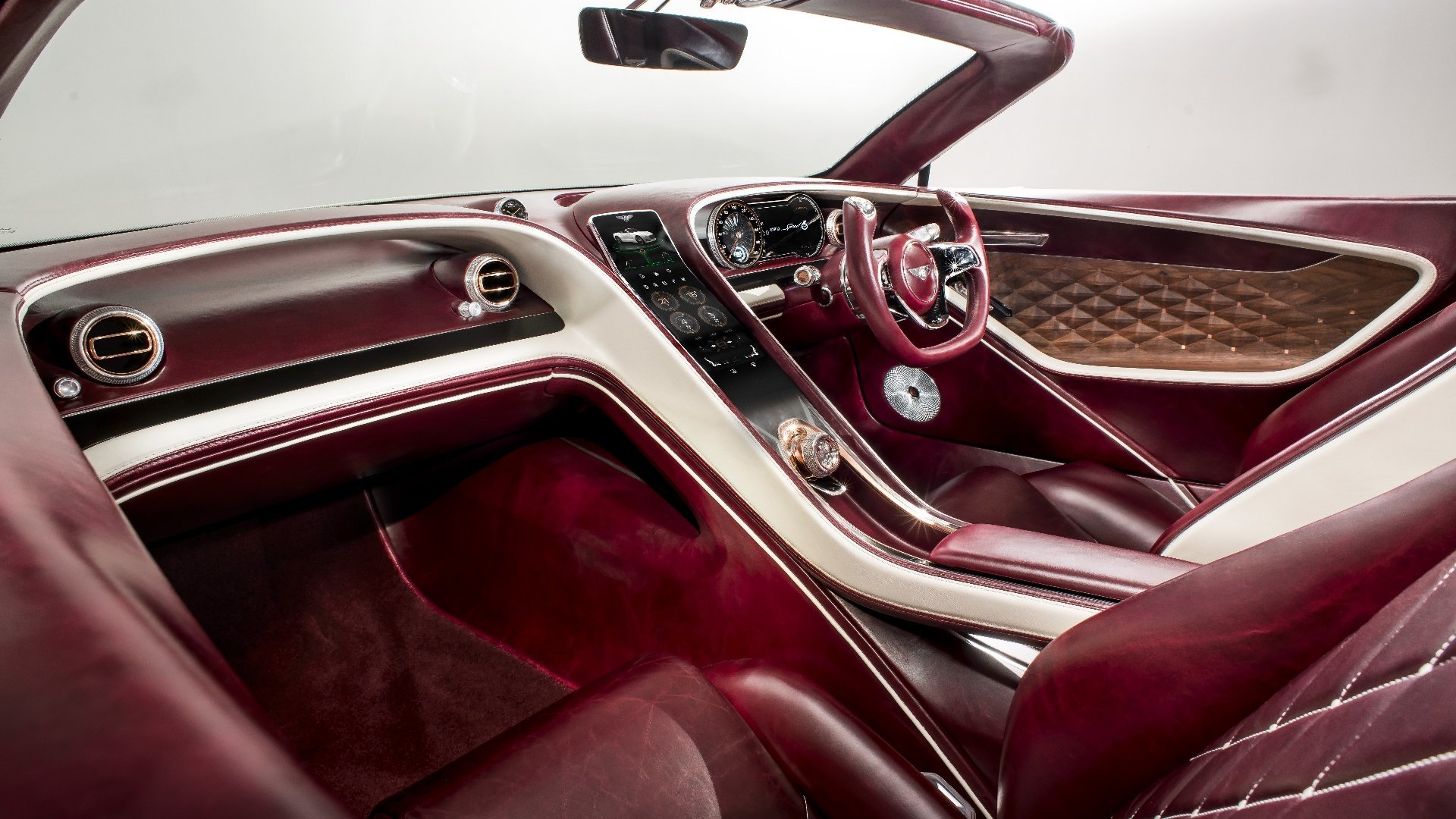 Latest Affluent Vegans Demand Leather Free Bentley Interiors Free Download