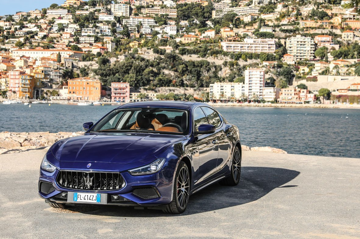 Latest With The 2018 Maserati Ghibli The Italian Brand Looks To Free Download