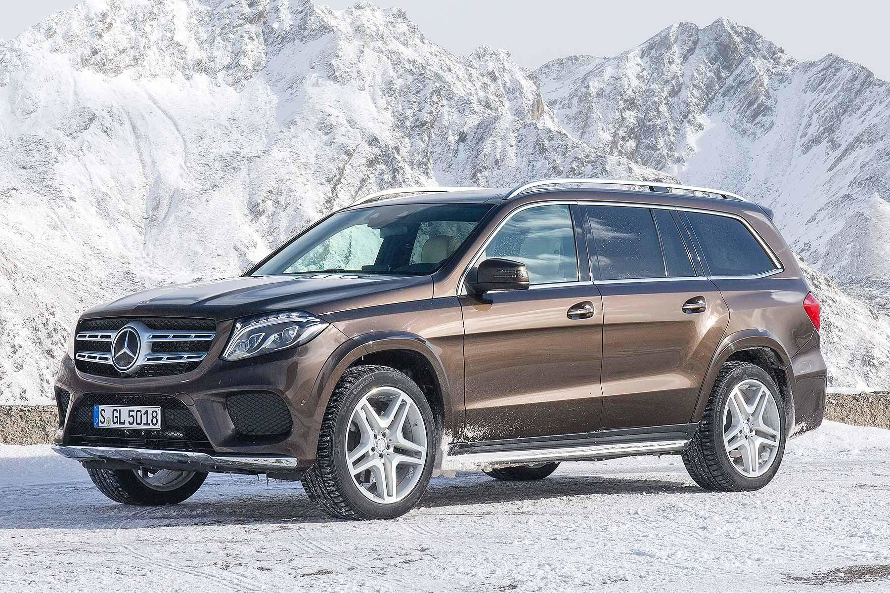 Latest Mercedes Benz Gls Review 2015 First Drive Motoring Research Free Download