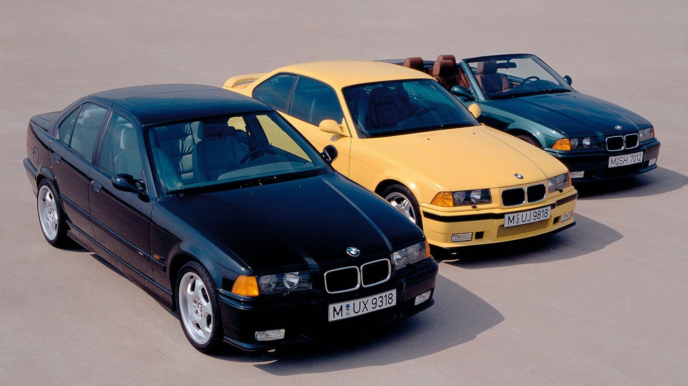 Latest The History Of The Bmw 3 Series Free Download